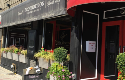 Prohibition Gastrohouse