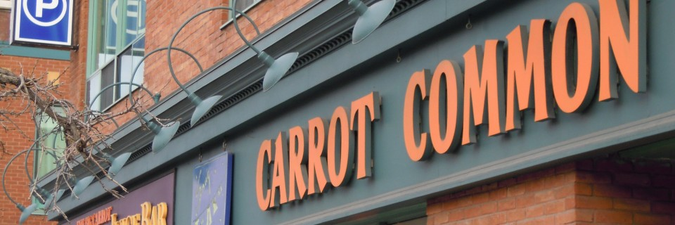 Carrot Common