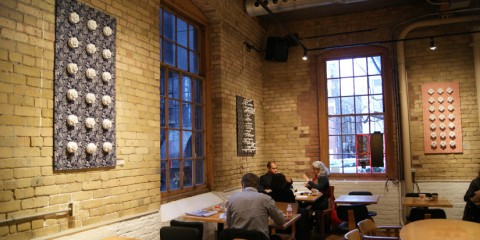 401 Richmond Roastery Cafe