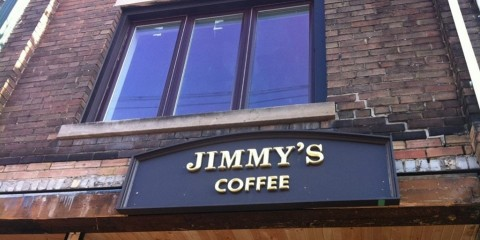Jimmy's Coffee Kensignton Market