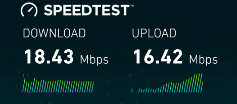 st george wifi speed