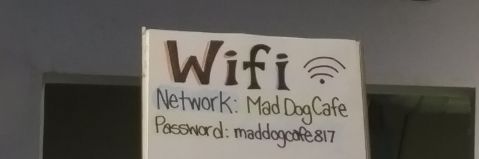 Mad Dog Cafe